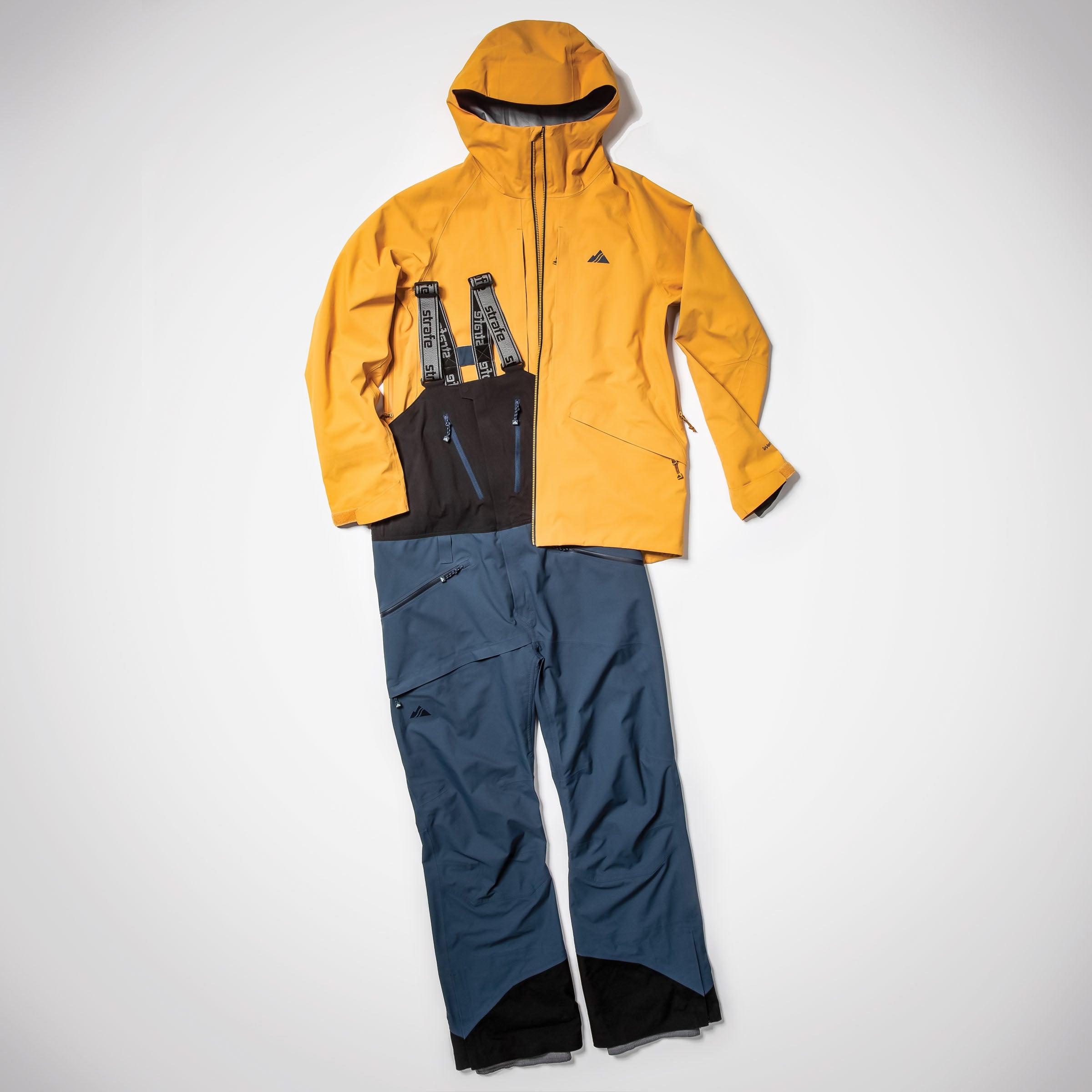 Strafe Nomad Jacket and Bib