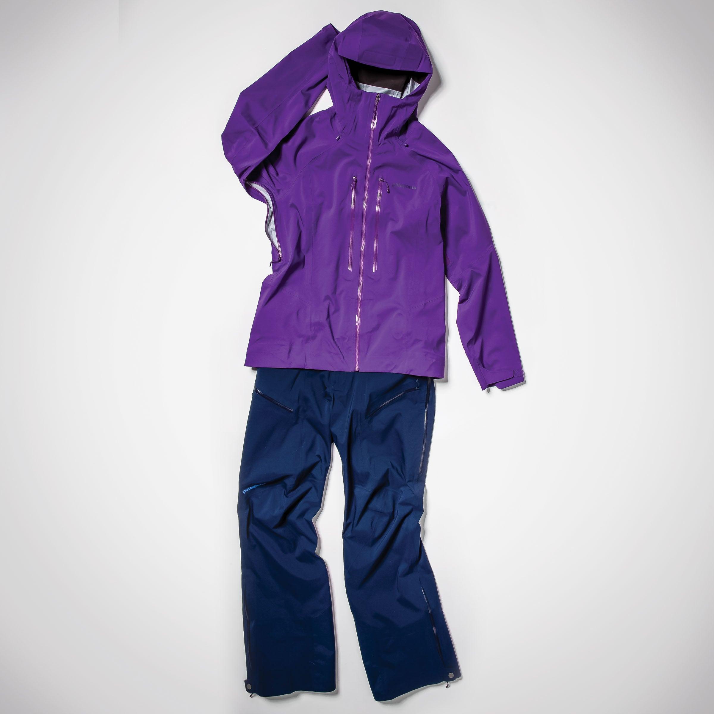 2022 Patagonia Stormstride Jacket and Pants